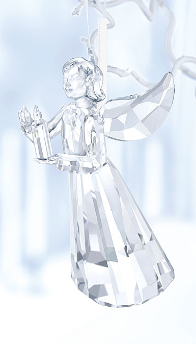 Swarovski Crystal, 2017 Annual Edition Angel Crystal Ornament