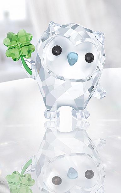 Swarovski Crystal, Lovlots Hoot the Owl, I'm So Lucky