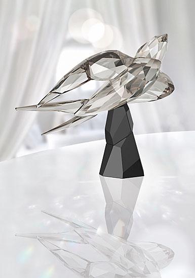 Swarovski Swallow Sculpture