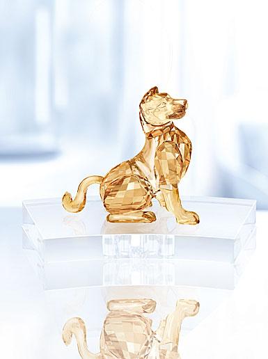 Swarovski Chinese Zodiac Dog