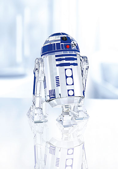 Swarovski Crystal, Star Wars R2-D2 Figure