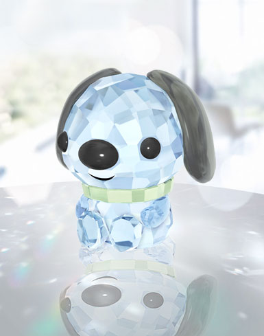 Swarovski Lovlots Zodiac Loyal Dog