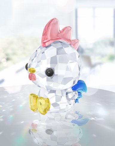 Swarovski Crystal Lovlots Zodiac Decisive Rooster