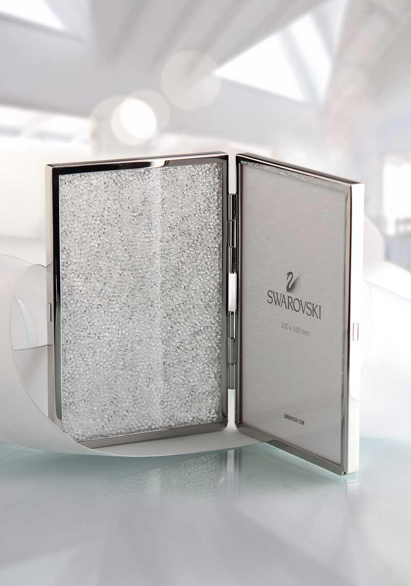 Swarovski Crystalline 4x6\