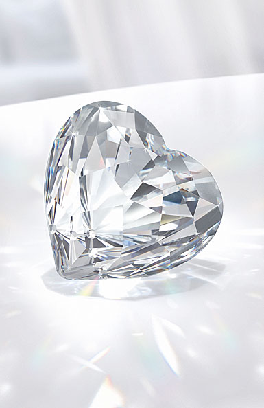 Swarovski Crystal, Brilliant Heart