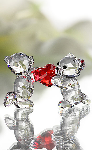 Swarovski Kris Bear, My Heart Is Yours