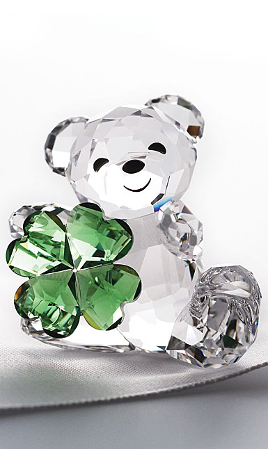 Swarovski Good Luck Kris Bear