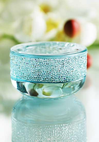 Swarovski Shimmer Tea Light, Light Azore