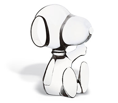 Baccarat Snoopy Welcome