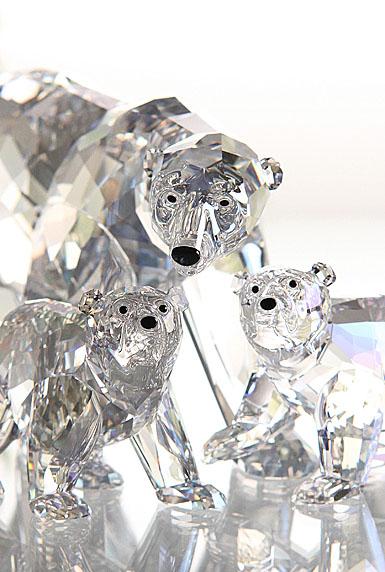 Swarovski SCS 2011 Annual Edition Polar Bear