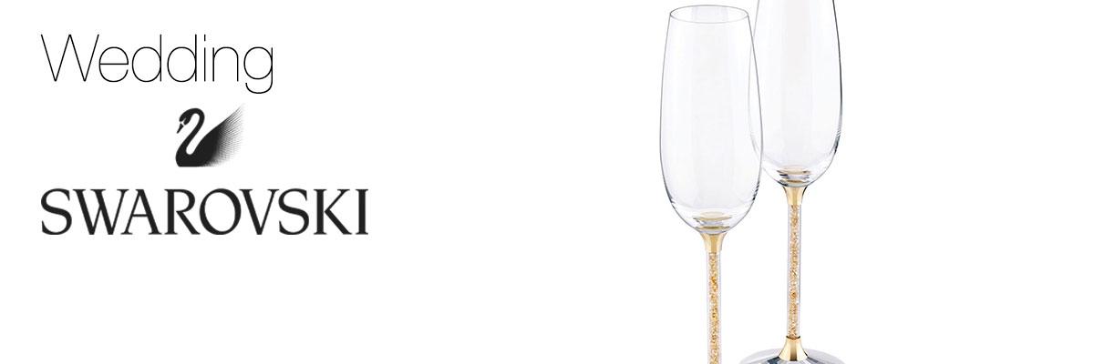 Swarovski Wedding Gifts Collection Crystal Classics