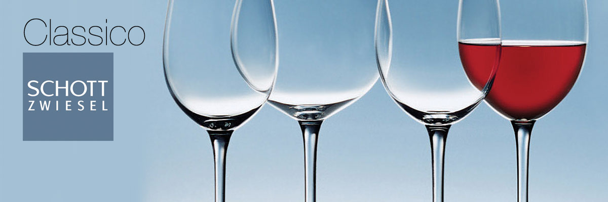Schott Zwiesel Clico Collection - Crystal Clics on