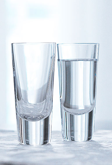 Schott Zwiesel Tritan Crystal, Tossa Crystal Shot Glass, Single