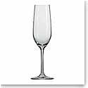 Schott Zwiesel Tritan Crystal, Forte Champagne Crystal Flute, Set of Six