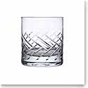 Schott Zwiesel Tritan Crystal, Distil Arran Crystal Old Fashioned Tumbler Glass, Pair