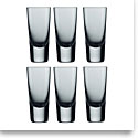 Schott Zwiesel Tritan Crystal, Tossa Crystal Shot Glass, Set of Six
