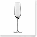 Schott Zwiesel Tritan Crystal, Fortissimo Crystal Champagne Crystal Flute, Set of Six