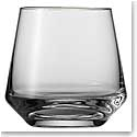 Schott Zwiesel Tritan Crystal, Pure Rocks and Juice Glass, Single
