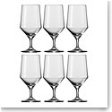 Schott Zwiesel Tritan Crystal, Pure Water, Set of Six