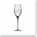 Schott Zwiesel Tritan Crystal, 1872 Charles Schumann Hommage Comete Crystal Champagne, Pair