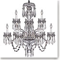 Waterford Crystal, Cranmore B9 Crystal Chandelier, 9 Arm
