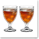 Riedel Fire All Purpose Footed Cocktail Glass, Pair