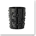 Nachtmann Punk Whiskey Tumbler Jet Black, Single
