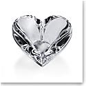Steuben Keepsake Heart Paperweight