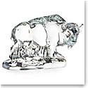 Steuben American Bison Sculpture