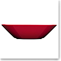 Iittala Teema Pasta Bowl Red