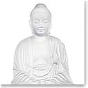 Lalique Motif Buddha Small, Clear