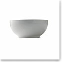 Royal Copenhagen, White Fluted Bowl 1.75 Qt