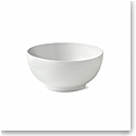 Royal Copenhagen, White Fluted Bowl 3.25 Qt