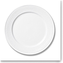 Royal Copenhagen, White Fluted Dinner Plate 10.75""