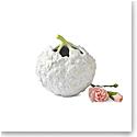 "Royal Copenhagen, Hydrangea Vase 4"" White"