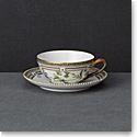 Royal Copenhagen, Flora Danica Tea Cup and Saucer 7.5oz., Limited Edition
