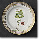 "Royal Copenhagen, Flora Danica Salad Plate 7.75"", Limited Edition"