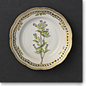 Royal Copenhagen, Flora Danica Dinner Plate With Open Border, Limited Edition