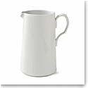 Royal Copenhagen, White Fluted Modern Jug 1.7L