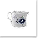 Royal Copenhagen, Blue Fluted Mega Teapot 25oz.