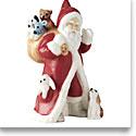 Royal Copenhagen Collectibles 2017 Annual Santa Christmas Figurine