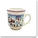 Villeroy and Boch Naif Christmas Tea Cup