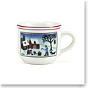Villeroy and Boch Naif Christmas Espresso Cup