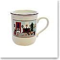 Villeroy and Boch Naif Christmas Mug