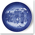 Royal Copenhagen Christmas Plate 2018