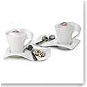 Villeroy and Boch New Wave Caffe Coffee for Two Set