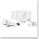 Villeroy and Boch NewWave 30 Piece Set