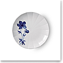 Royal Copenhagen, Blomst Salad Plate French Anemone 8.75""