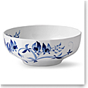Royal Copenhagen, Blomst Serving Bowl Sweetpea 8.75""