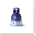 Royal Copenhagen 2019 Christmas Bell 4""